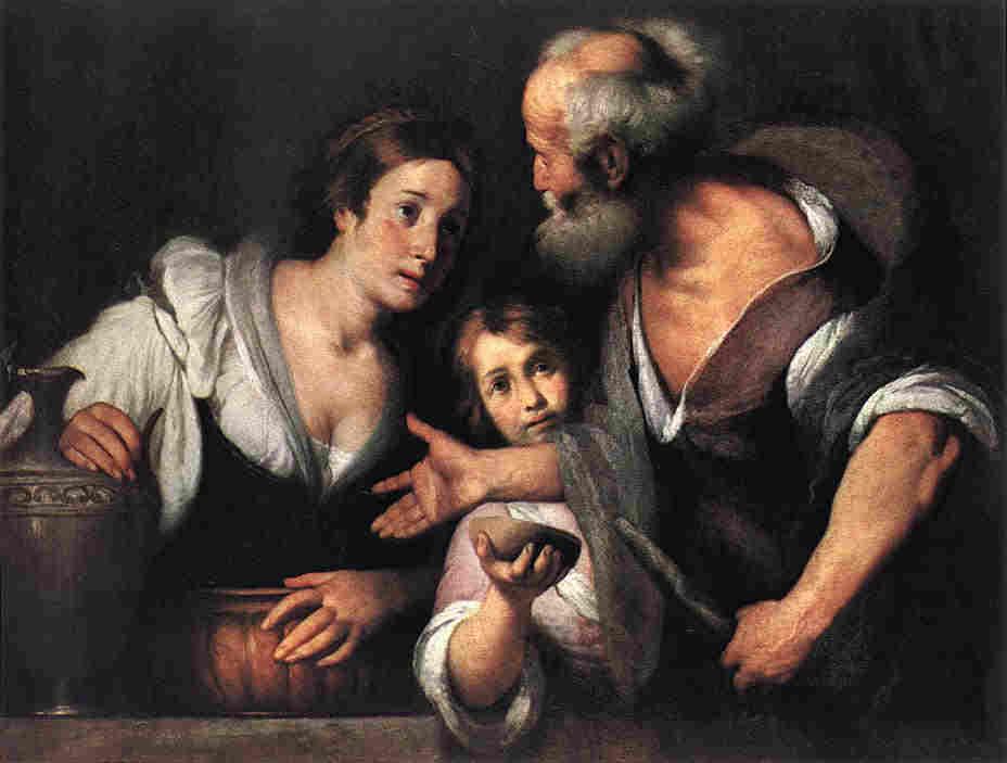 Elijah & the Widow